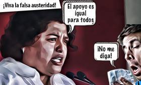 La falsa austeridad de Karina Pérez Popoca (2a parte)