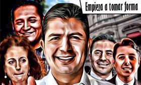 El gabinete de Eduardo Rivera comienza a confeccionarse