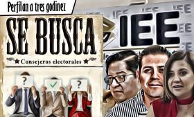 Perfilan a tres Godínez como consejeros electorales del IEE