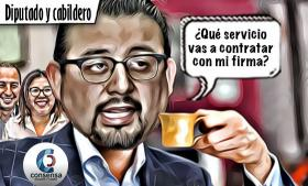 Lalo Alcántara, el cabildero que será coordinador de la fracción del PAN