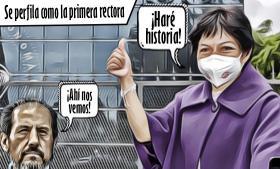 Lilia Cedillo se perfila como la primera rectora en la historia de la BUAP