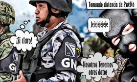 Mandos federales toman distancia de Puebla en tareas de seguridad