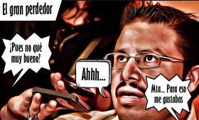 Eric Cotoñeto, fallida operación electoral