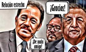 Nacho Mier vuelve a proteger a Saúl Huerta de ser desaforado