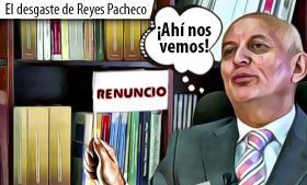 Truenan a Reyes Pacheco del Sistema Estatal Anticorrupción