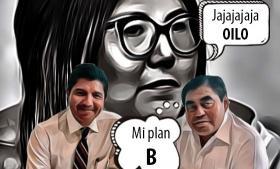"""El plan """"B"""" de Barbosa a la alcaldía, es en realidad obra de Genoveva Huerta"""