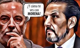 Alfonso Esparza, o el arte de rebasar por la izquierda