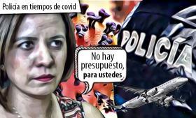 De licitaciones amañadas y policías que se toman vacaciones con pretexto del Covid