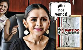 Marisol Calva deja el PRI y Karina Romero podría sustituirla en la Secretaría de Operación Política