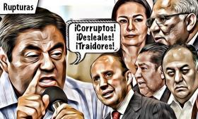 MiguelBarbosa: conmigo o contra mí