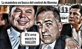 Busca el barbosismo hacerse del control de Morena de la mano de Mario Bracamonte