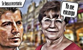 La priísta Silvia Tanús será la secretaria del Ayuntamiento