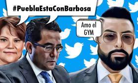 De verdad ¿#PueblaEstaConBarbosa?