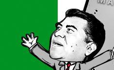 Mario Marín quiere ser candidato y por el PRI en 2018