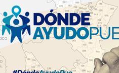 #DóndeAyudoPue