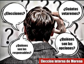 Dudas y certezas sobre la elección interna de Morena en Puebla