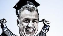 Franco Rodríguez, titulación exprés para llevarlo al gabinete de MEA