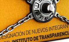Instituto de Transparencia: blindaje para la opacidad