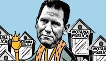 Sergio Moreno Valle, el zar de los notarios