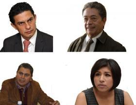 De futuros dirigentes perredistas, moches en la SEP y saqueos en Vía Pública