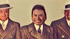 Dos personajes son clave para procesar a Leoncio Paisano: un notario de Huejotzingo y su testaferro