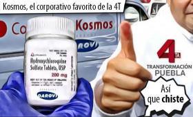 Kosmos, el corporativo favorito de la 4T y Miguel Barbosa