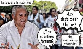 ¿Será Raciel López Salazar quien resuelva el problema de inseguridad en Puebla?