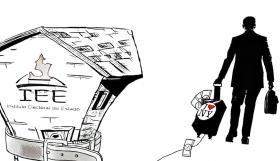 De turistas electorales y limpias en el Poder Judicial