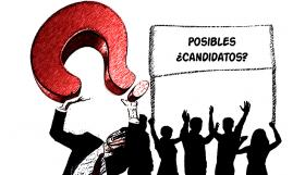 Suspirantes del PRI a diputados locales y federales