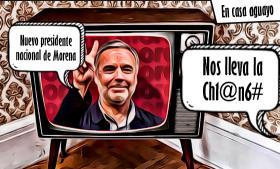 ¿Quién para la dirigencia estatal de Morena?