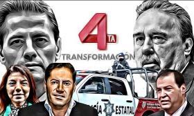 La 4T de Puebla cobija a ex colaboradores de EPN y Emilio Gamboa