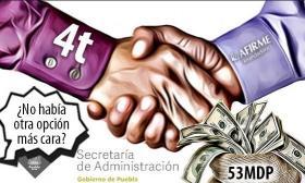 Favorece la 4T de Puebla con millonario contrato de seguros a prima de Gali