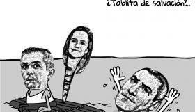 Moreno Valle quiere mandar a Ricardo Anaya al tercer lugar