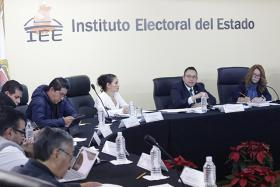 La nueva sede del IEE