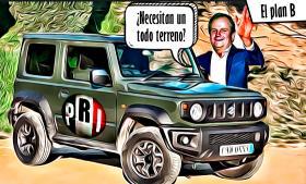 El Plan B de Jorge Estefan para el PRI Puebla