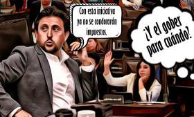 ¿Ysitambién se eliminaen Puebla la facultad del gobernador de condonar impuestos?