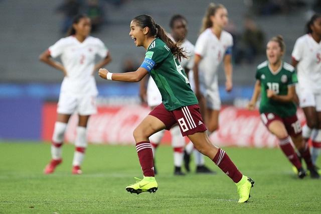 ¡Histórico! Tri femenil a la final del Mundial Sub 17