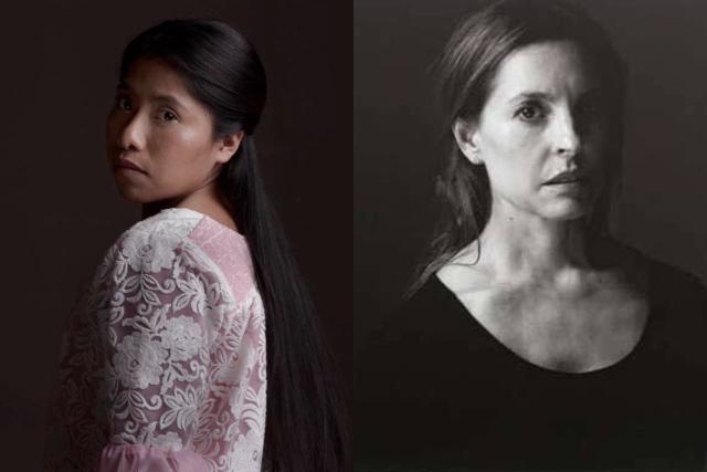 Retratos de Yalitza Aparicio y de Marina de Tavira serán subastados