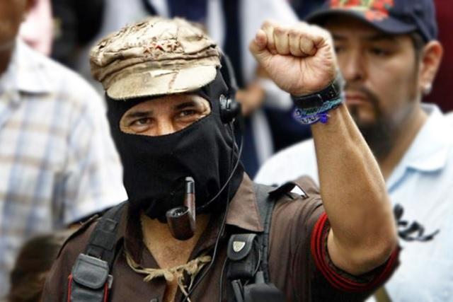 Tren Maya dañará territorio indígena, dice el Subcomandante Marcos
