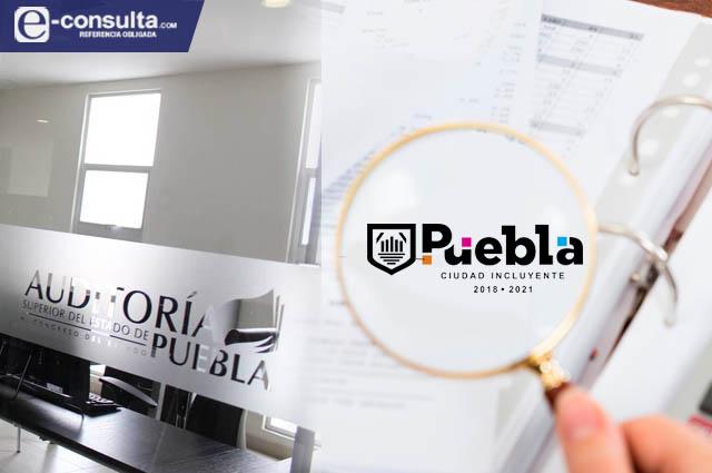 Solicitan regidores auditoría por subejercicio en Puebla capital