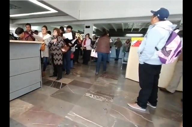 Sí se apuran transportistas… a registrar su subsidio en Puebla
