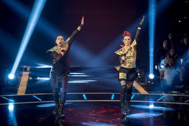 Nora Salinas y Sergio Goyri no llegan a la final de Bailando por un Sueño