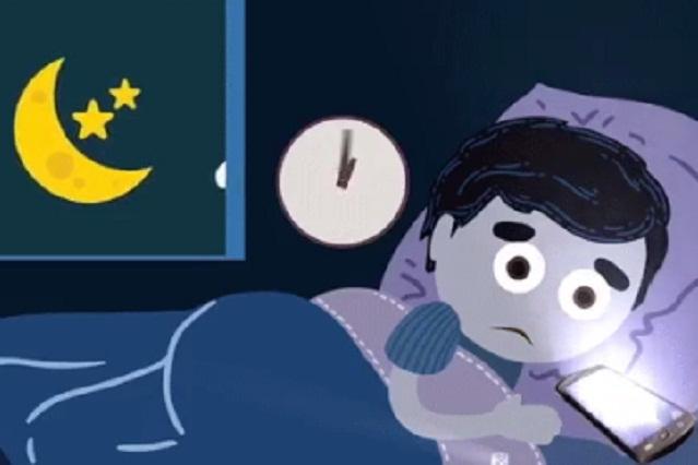 Uso de celulares y tabletas afectan la calidad de sueño de los niños