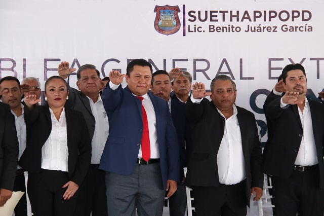 Liberación de Pacheco no causa inestabilidad sindical: Gonzalo Juárez