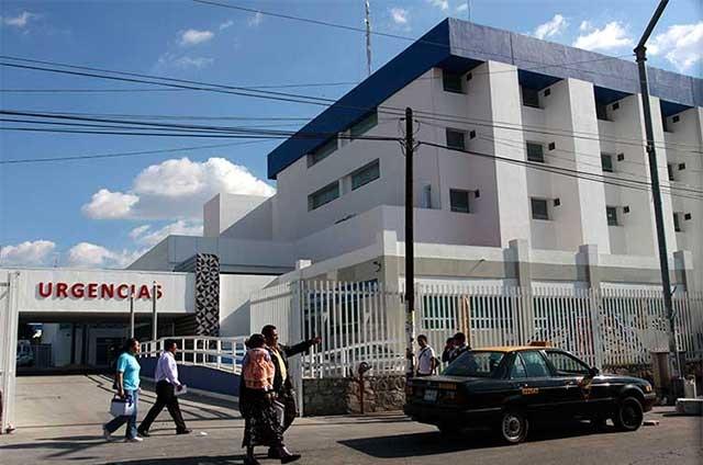 Cancelan operaciones por falla eléctrica en el Hospital del Sur