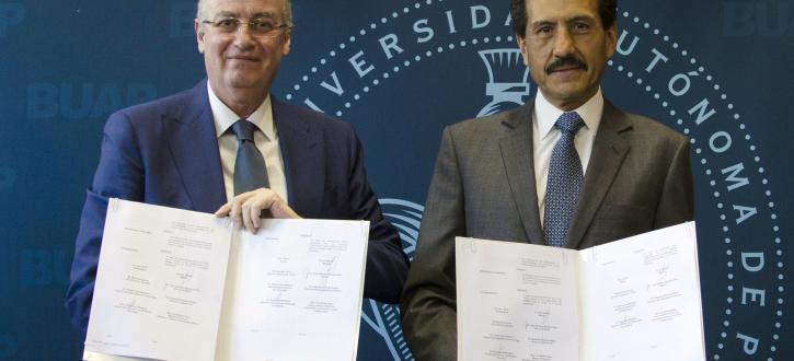 Hospitales universitarios de Puebla y Ginebra, en alianza contra cáncer