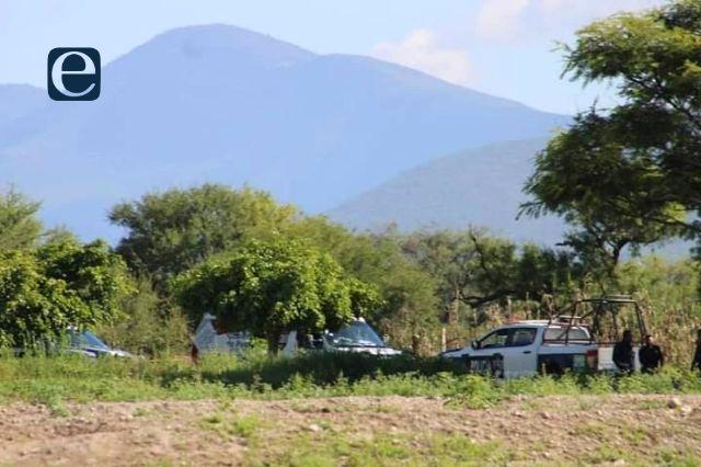 Hombre se suicida colgándose de un árbol en Altepexi