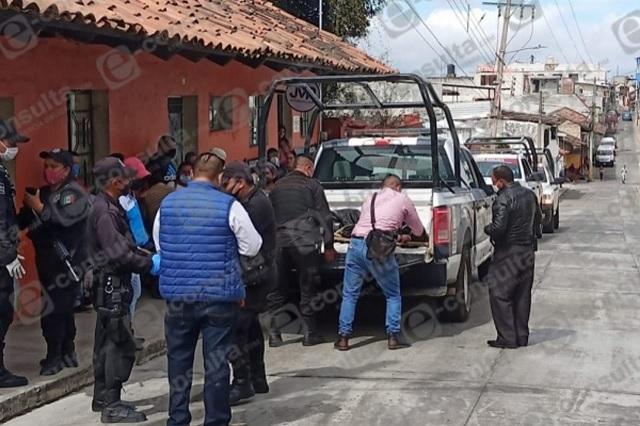 Joven de 18 años se suicida al interior de su casa en Zacapoaxtla