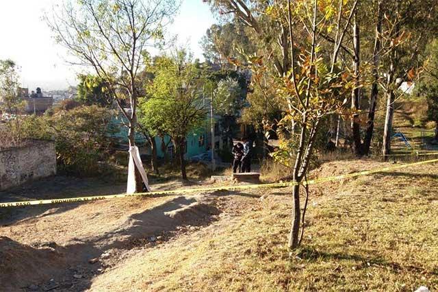 Mujer de 19 años se ahorca en árbol de un parque