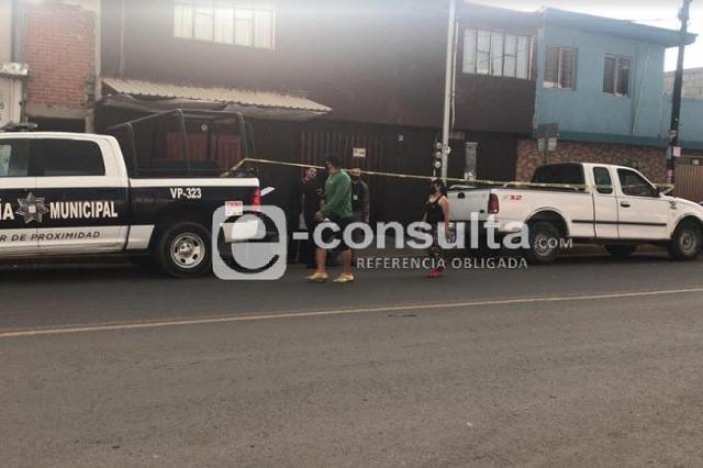 Joven se suicida al sur de la ciudad de Puebla